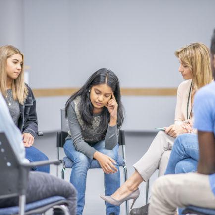 les jeunes sont conscients des risques d'être addict