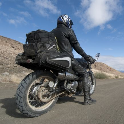 Partir en vacances à moto