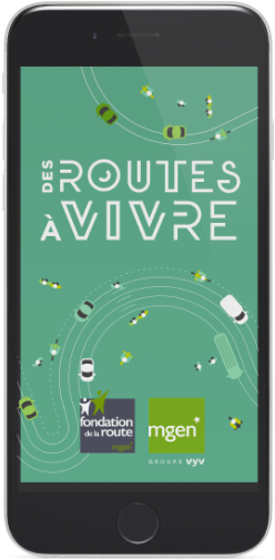 Application Des routes à vivre